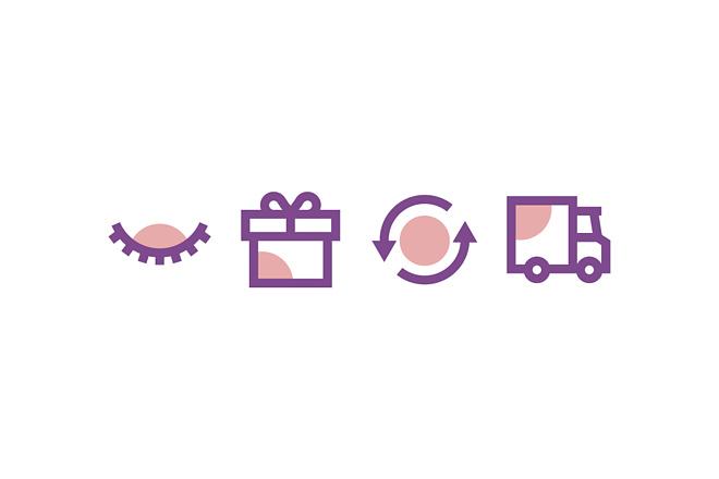 Создание иконок для сайта, приложения 72 - kwork.ru