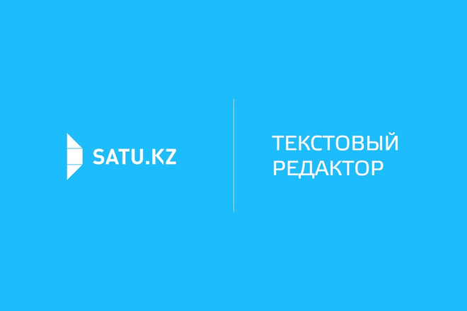 Оптимизация сайта на SATU.kz 1 - kwork.ru