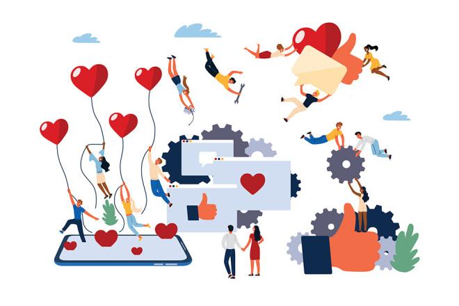 Качественные посты для ваших социальных сетей 1 - kwork.ru