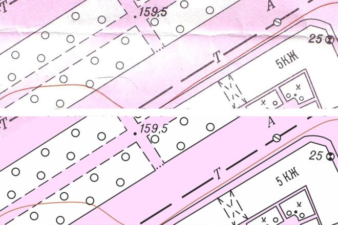 Отрисовка и оформление карт, схем 17 - kwork.ru