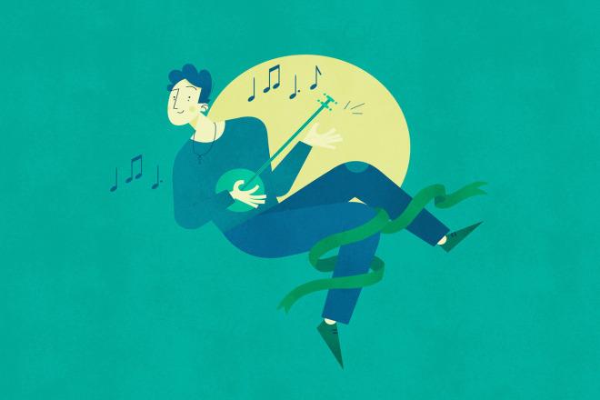 Напишу небольшую музыкальную композицию для анимационного фильма 2 - kwork.ru