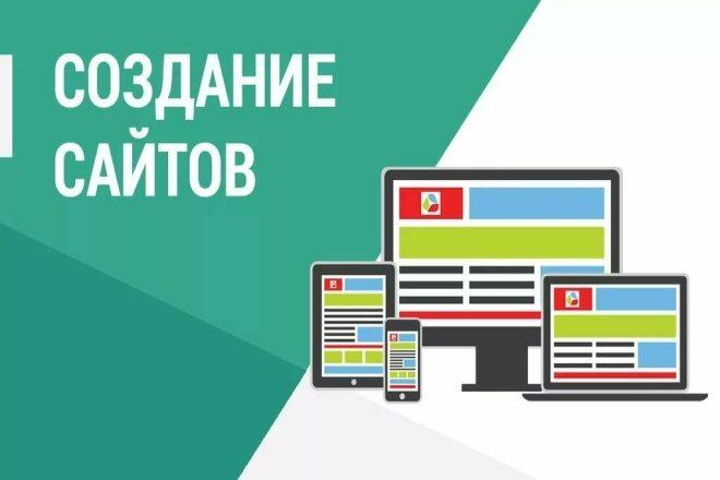 Создание продающего сайта под ключ 16 - kwork.ru