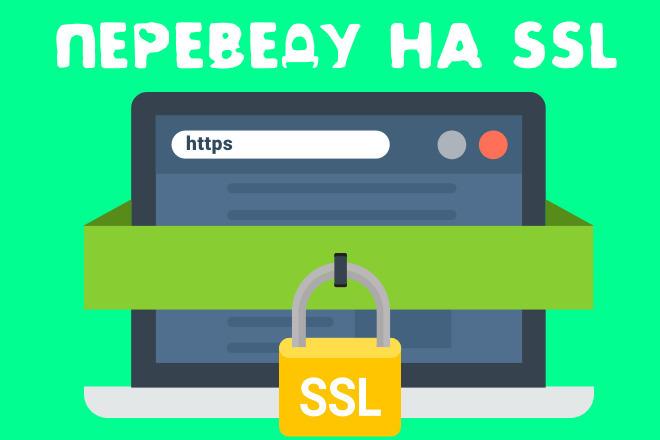 Грамотный переезд на SSL - Перенос сайта на https 1 - kwork.ru