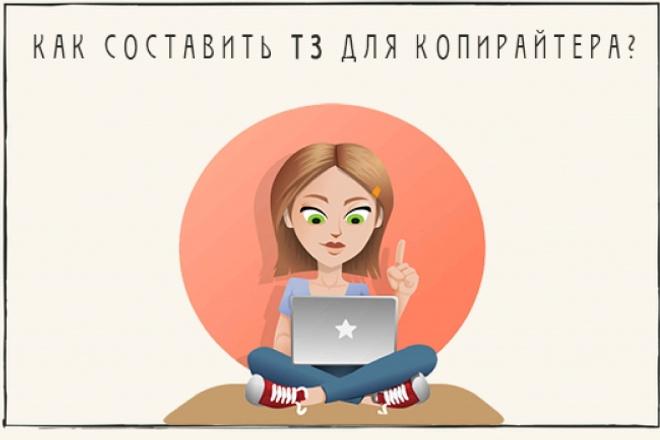 Профессиональное ТЗ для написания информационной статьи 1 - kwork.ru