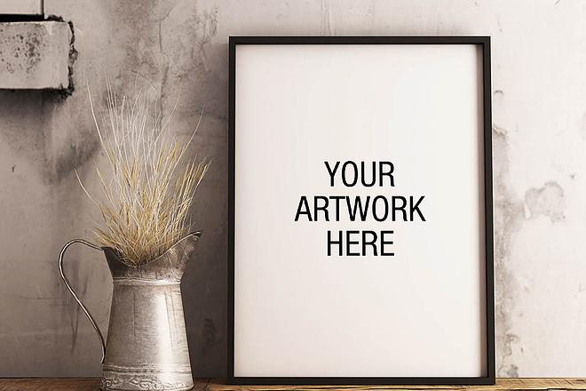 Ваш логотип на визитке, кружке, бланке, билборде, витрине, и др 2 - kwork.ru