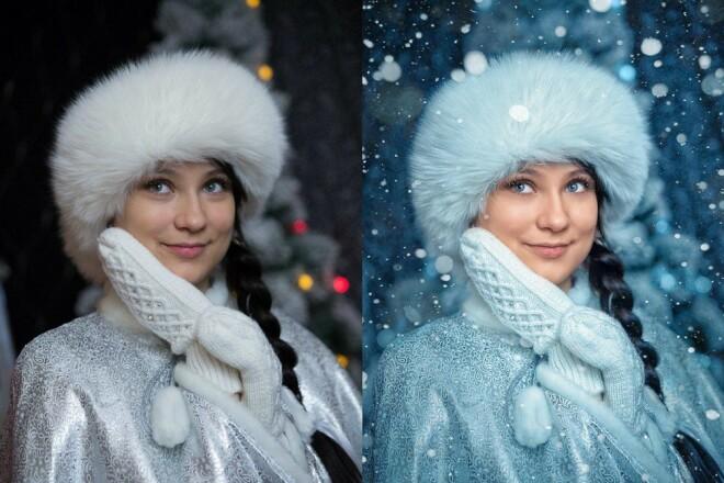 Профессиональная ретушь фотографий. Обработка фото любой сложности 12 - kwork.ru