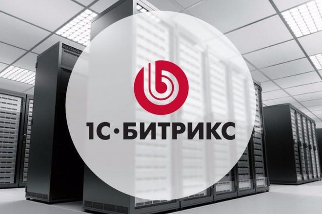 Доработки вашего сайта на 1c Bitrix 1 - kwork.ru