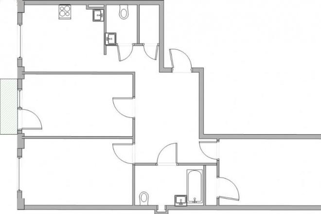Отрисую в векторе ваши чертежи, схемы и несложные изображения 2 - kwork.ru