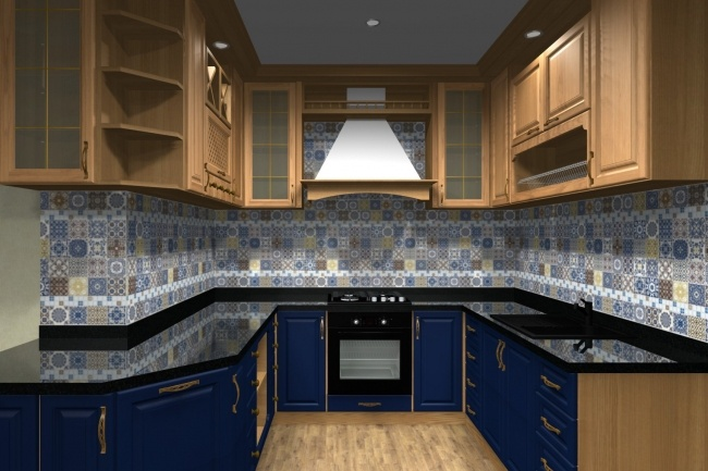 Дизайн и визуализация корпусной мебели 5 - kwork.ru