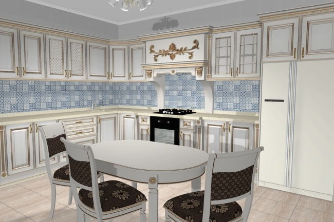 Дизайн и визуализация корпусной мебели 6 - kwork.ru