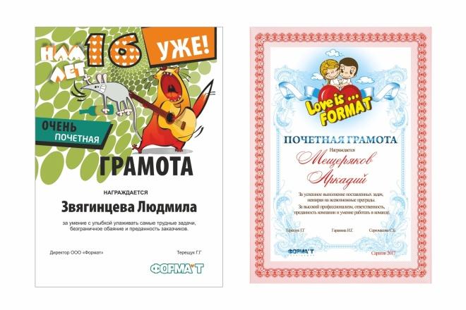 Сделаю сертификат 33 - kwork.ru