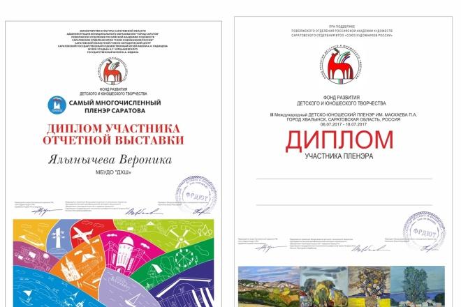 Сделаю сертификат 40 - kwork.ru