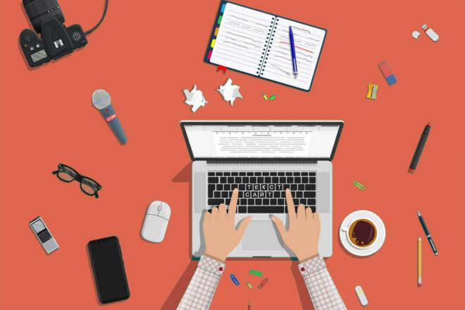 Напишу качественный интересный текст для вашего блога или сайта 1 - kwork.ru