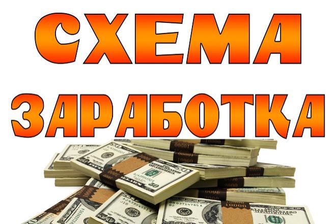 Простая схема заработка для новичков 300-500 рублей в день 1 - kwork.ru