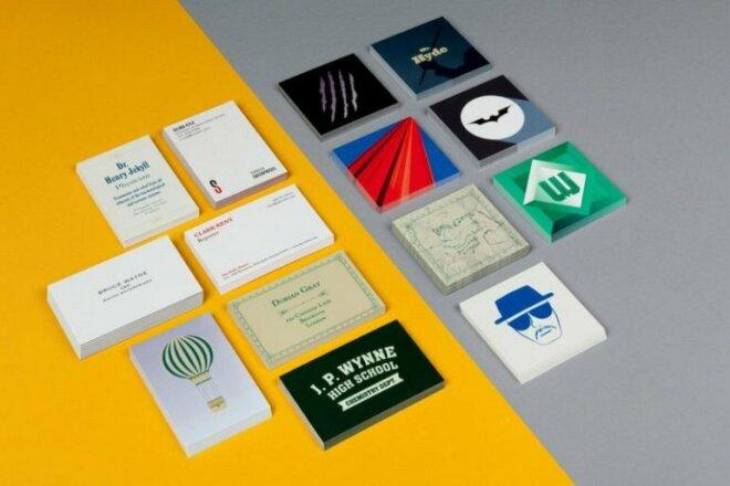 Дизайн визиток 4 - kwork.ru