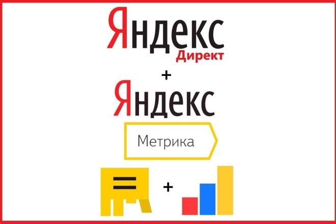 Yandex Direct + Yandex Metrika. Получи два сертификата за 1 кворк 1 - kwork.ru