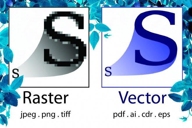Переведу изображение в вектор 40 - kwork.ru