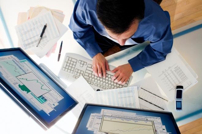 Сбор данных у компаний 1 - kwork.ru