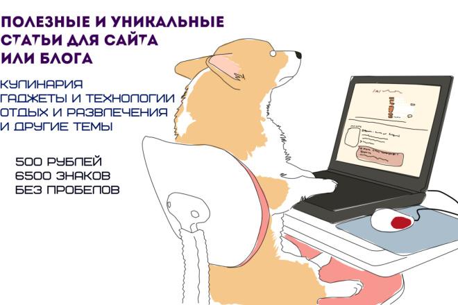 Полезные и уникальные тексты 1 - kwork.ru
