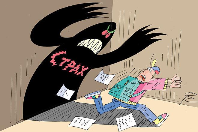 Оперативно нарисую юмористические иллюстрации для рекламной статьи 114 - kwork.ru