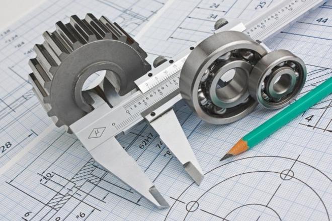 Проектирование машиностроительного оборудования, механизмов, агрегатов 1 - kwork.ru