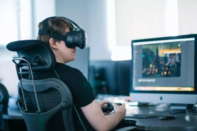 VR-разработчик. Разработки VR-приложения от идеи до монетизации видео 1 - kwork.ru