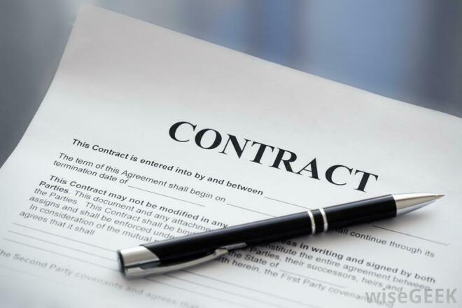 Составление договоров на английском языке 1 - kwork.ru