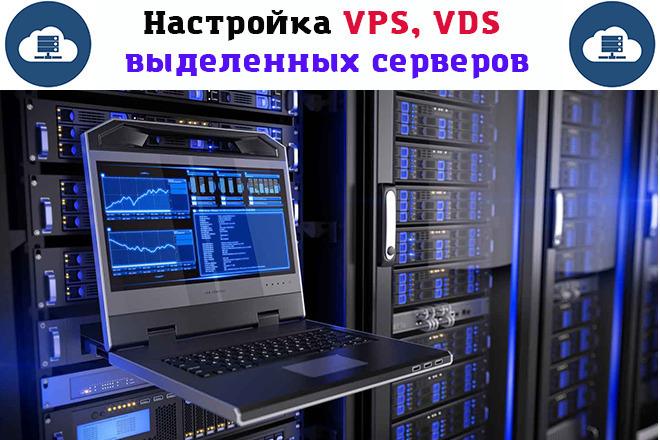 Настрою Ваш VPS, VDS или выделенный серверов 1 - kwork.ru