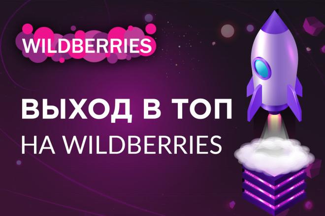 Обеспечу выход в ТОП на Wildberries 1 - kwork.ru