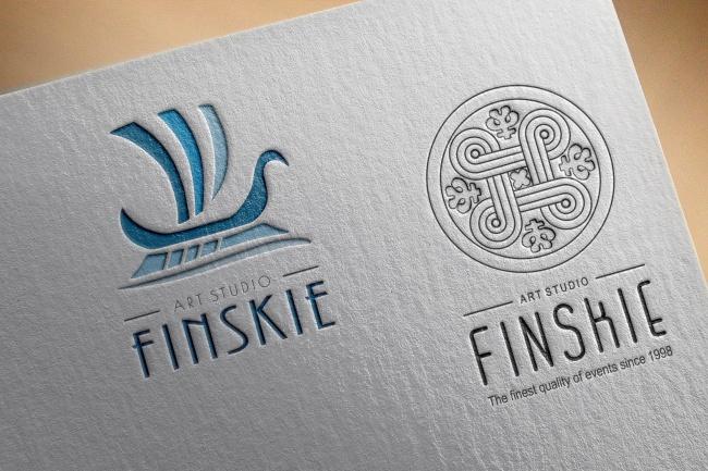 Разработаю логотип для Вашей компании 64 - kwork.ru