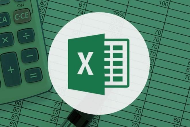 Создаю формулы, сводные таблицы в Excel, разработка мини отчетов 4 - kwork.ru
