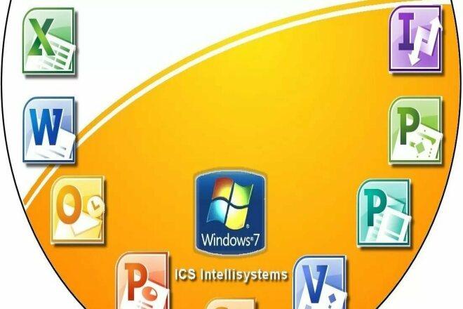 Работаю с программами Microsoft office 1 - kwork.ru