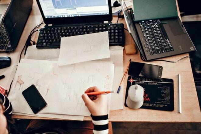 Разработаю чертежи марки КМД. Деталировка металлических конструкций 5 - kwork.ru