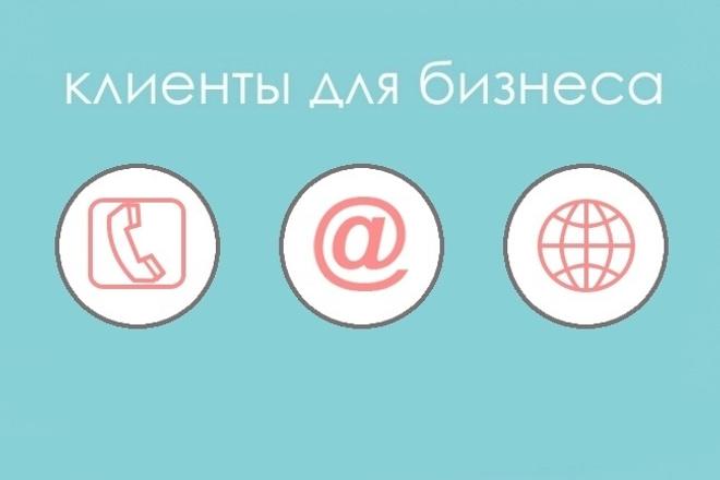 База предприятий и организаций Нижний Новгород 1 - kwork.ru