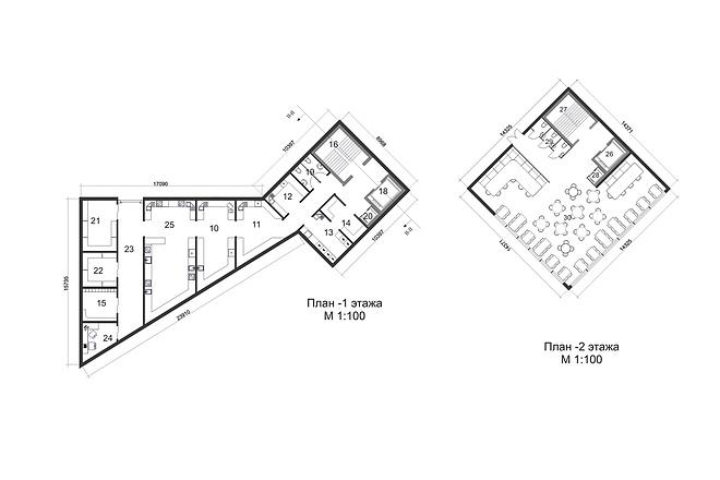 Создам план в ArchiCAD 21 - kwork.ru