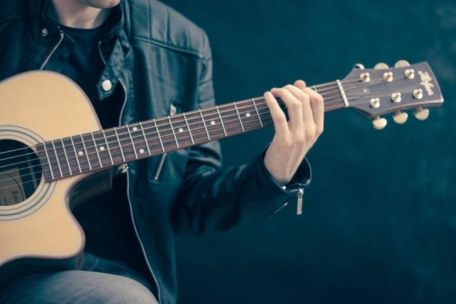Обучение игре на гитаре по Skype 1 - kwork.ru