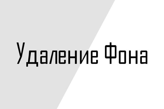 Уберу фон с картинок для интернет-магазинов, сайтов, каталогов 4 - kwork.ru