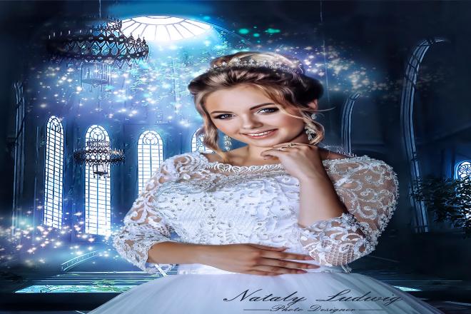Создам стилизованный цифровой портрет 30 - kwork.ru