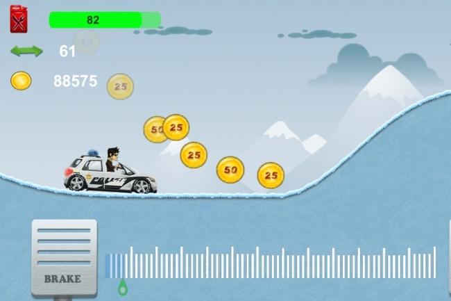 Исходник мобильной игры Hill Climb. Unity3d source code 4 - kwork.ru