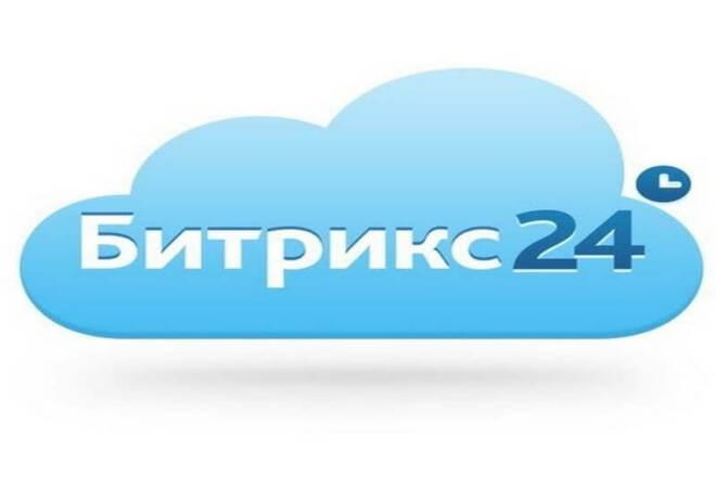 Настройка Битрикс 24 1 - kwork.ru
