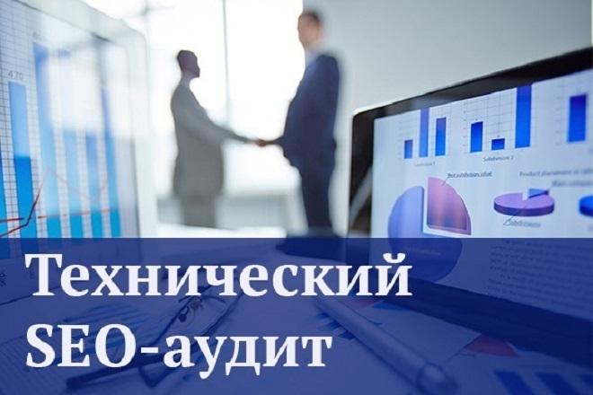 Технический и SEO аудит вашего сайта с удобным PDF и HTML отчетом фото