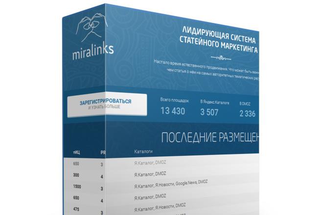 Выгрузка данных из Miralinks 1 - kwork.ru