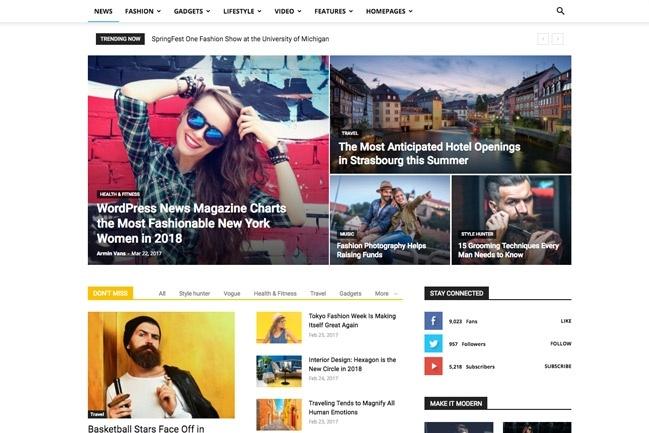 Создадим блог, журнал, новостной портал на WordPress 14 - kwork.ru