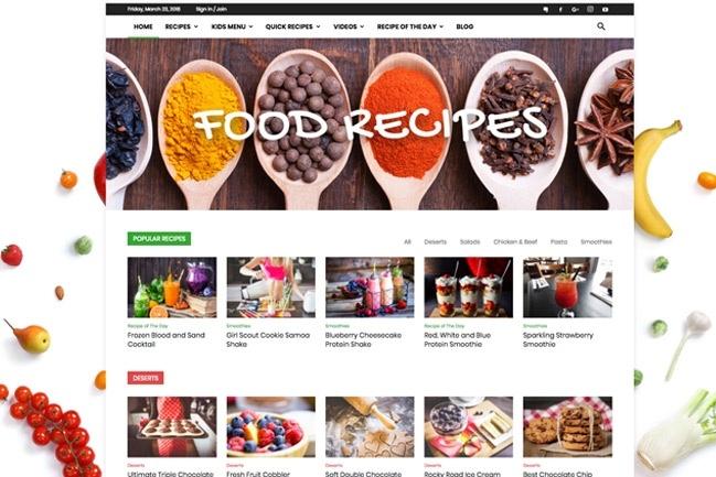 Создадим блог, журнал, новостной портал на WordPress 11 - kwork.ru