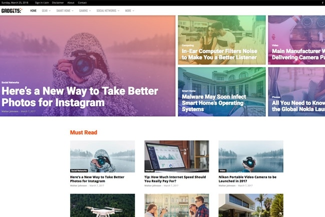 Создадим блог, журнал, новостной портал на WordPress 13 - kwork.ru
