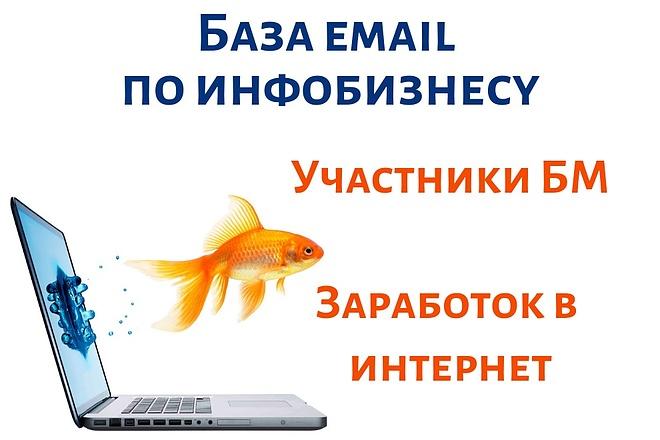 535 тыс. 411 email - Бизнес-тематика + очистка базы в подарок 1 - kwork.ru