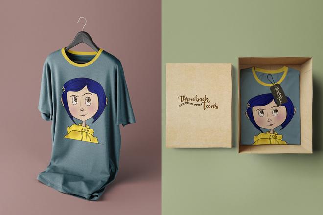 Дизайн футболки - оригинально, современно, остроумно 4 - kwork.ru
