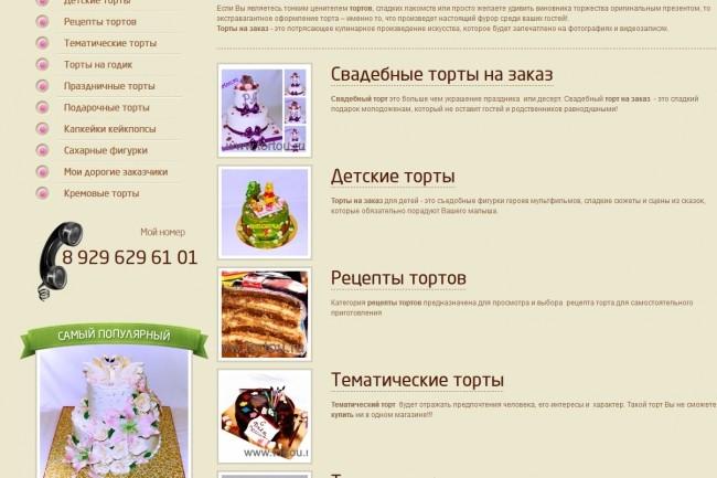 Доработка верстки 12 - kwork.ru