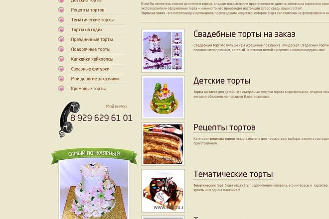 Доработка верстки 9 - kwork.ru
