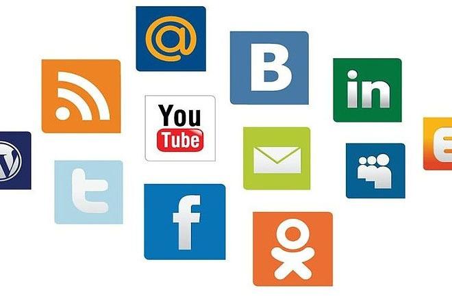 Видеокурс Социальные сети 1 - kwork.ru